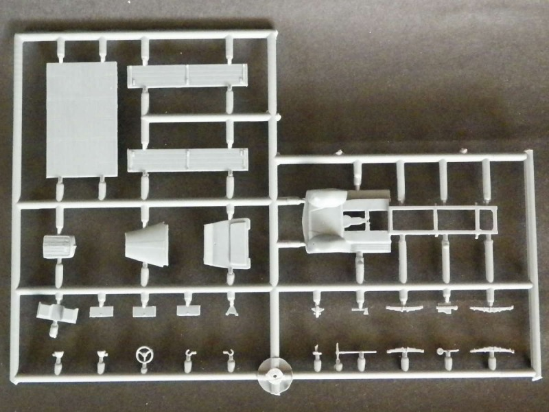 Attack Hobby Kits - Type 2,5-32 Wehrmacht Light Truck 1,5t Europe