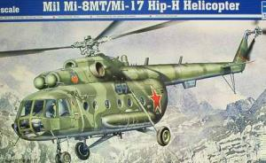 Mil Mi-8MT/Mi-17 Hip-H Helicopter