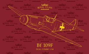 Detailset: Bf 109F Royal Class