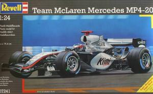 Team McLaren Mercedes MP4-20