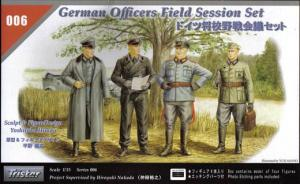 German Officers Field Session Set