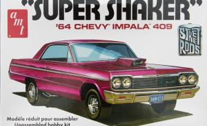 "Kit-Ecke: '64 Chevy Impala 407 ""Super Shaker"""