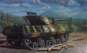Bausatz: M10 GMC American Tank Destroyer