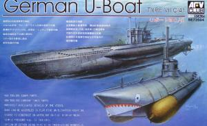German U-Boat Type VII C/41