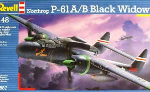 Northrop P-61A/B Black Widow