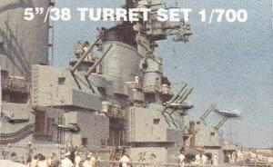 "5""/38 Turret Set"