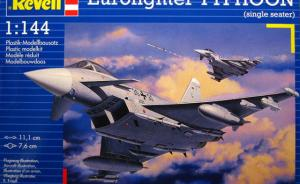Bausatz: Eurofighter Typhoon (Single Seater)