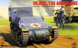 Sd.Kfz. 135 Ambulans