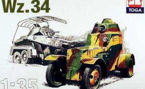 Polish Armoured Car WZ.34