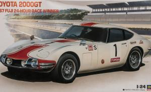 "Kit-Ecke: Toyota 2000GT ""1967 Fuji 24-Hour Race Winner"""