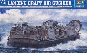 JMSDF Landing Craft Air Cushion