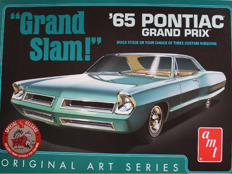 65 Pontiac Grand Prix \