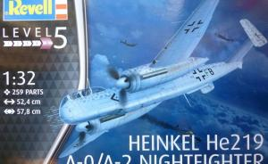 Heinkel He219 A-0/A-2 Nightfighter