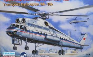 Transport Helicopter Mi-10k Aeroflot