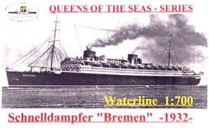 Queen of the Seas - Der Schnelldampfer Bremen 1932