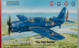 "Bausatz: SB2C-5 Helldiver ""The Final Version"""