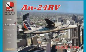Kit-Ecke: Antonov An-24RV Cubana