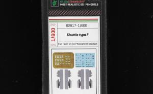 Kit-Ecke: Shuttle type F
