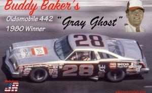 Kit-Ecke: Buddy Baker´s Oldsmobile 442 Gray Ghost