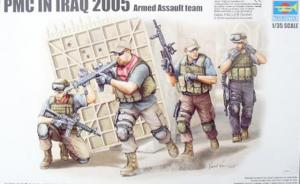 PMC in Iraq 2005 Armed Assault team
