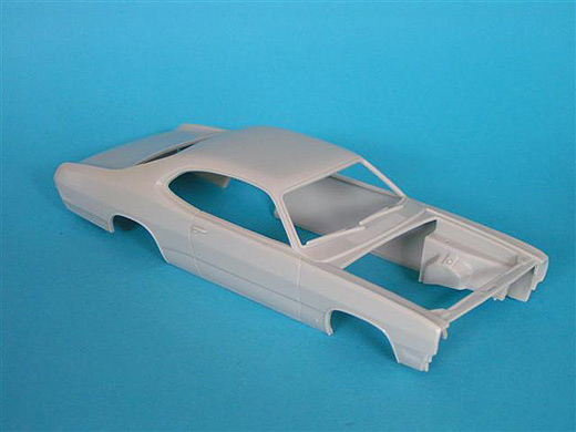 AMT/Ertl - '71 Plymouth Duster 340
