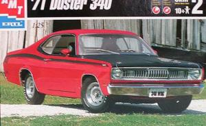 '71 Plymouth Duster 340