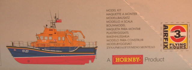Airfix - RNLI Severn Class Lifeboat