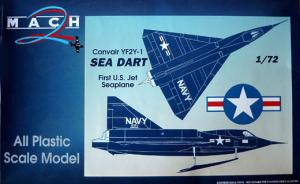 Convair YF2Y-1 Sea Dart
