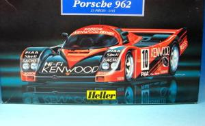 Kit-Ecke: Porsche 962C Kenwood