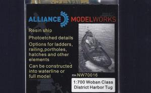 Woban Class District Harbor Tug