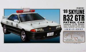1989 SKYLINE R32 GTR Patrol Car