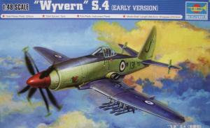 Wyvern S.4 Early Version