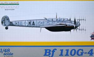 Detailset: Bf 110G-4 Weekend Edition