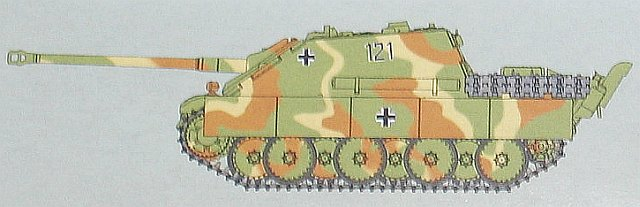 Trumpeter - Jagdpanther (Late Production)