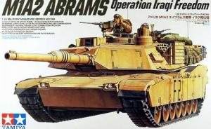 M1A2 ABRAMS / Operation Iraqi Freedom
