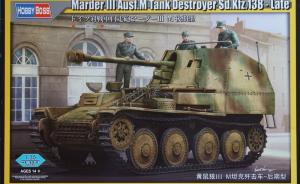 : Marder III Ausf.M Tank Destroyer Sd.Kfz.138 - Late