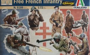 Kit-Ecke: Free French Infantry