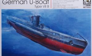 German U-Boat Type VII B