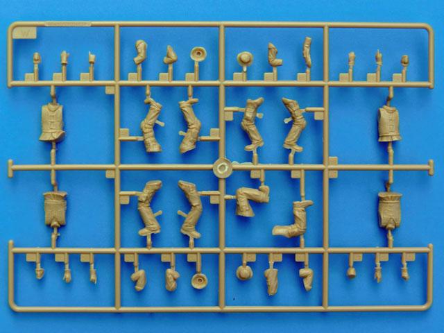 Spritzling 1 mit den vier figuren