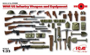 : WWI US Infantry Weapon and Equipment