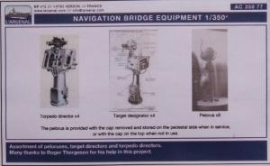 Navigation Bridge Equipment