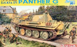 Sd.Kfz.171 Panther G (Late Version)