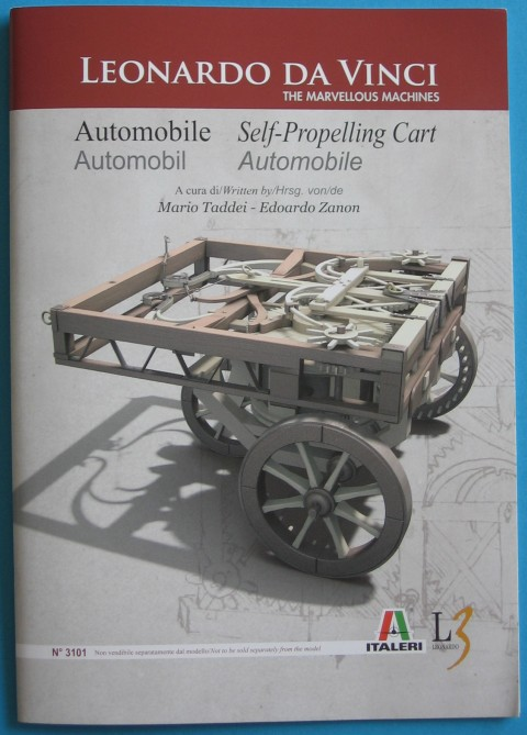 Automobile - The Self Propelling Cart