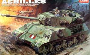 M-10 ACHILLES (British Tank Destroyer)