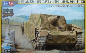 Sturmpanzer IV early version (mid production)