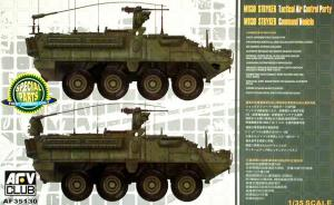 M-1130 STRYKER Command Vehicle/CV TACP