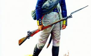 Napoleonic Prussian Infantry (Action Poses)