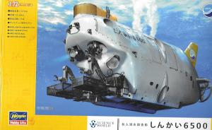 Bausatz: Manned Research Submersible Shinkai 6500