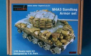 M4A3 Sandbag Armor Set