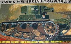 T-26A 76,2 mm support tank